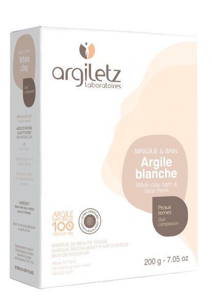 """Eyeslipsface """"Argile blanche ultra ventilée-200g - ARGILETZ (01821055) 200"""""""