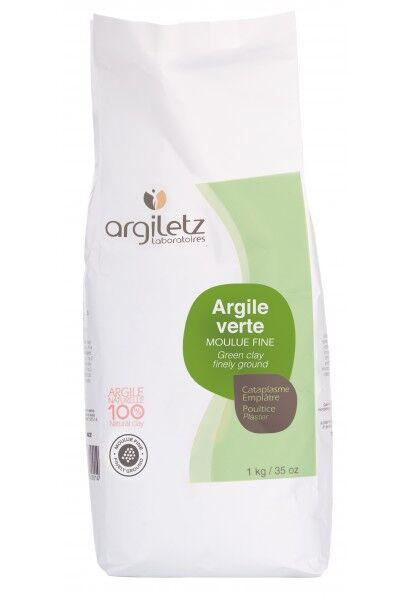 "Eyeslipsface ""Argile verte moulue fine-1kg - ARGILETZ (01821027) 1"""