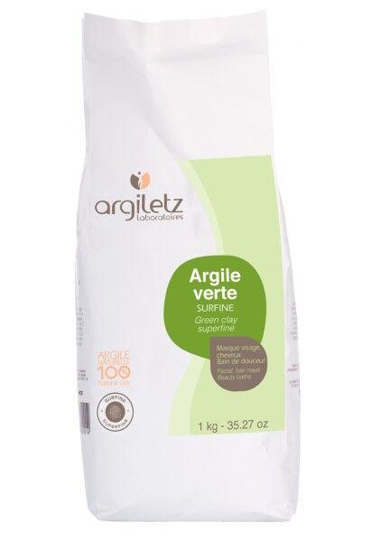"""Eyeslipsface """"Argile verte surfine-1kg - ARGILETZ (01821025) 1"""""""