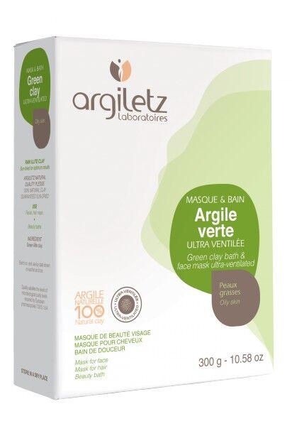 """Eyeslipsface """"Argile verte ultra ventilée-300g - ARGILETZ (01821015) 300"""""""