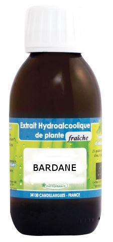 "Eyeslipsface ""Extrait hydroalcoolique de plantes fraîches Bardane BIO - 125ml - ESD / PHYTOFRANCE (0000) 125"""