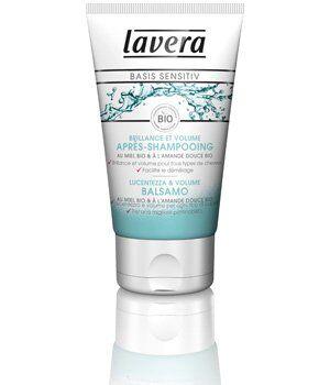 "Eyeslipsface ""basis sensitiv Après-shampooing Soin & Brillance - LAVERA (0000) 150"""
