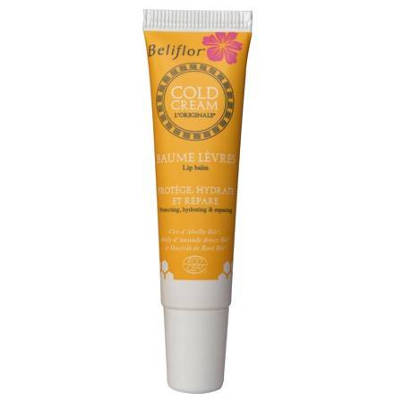 "Eyeslipsface ""Baume lèvres Cold Cream Bio Tube 12 ml- BELIFLOR (03230009) 12"""