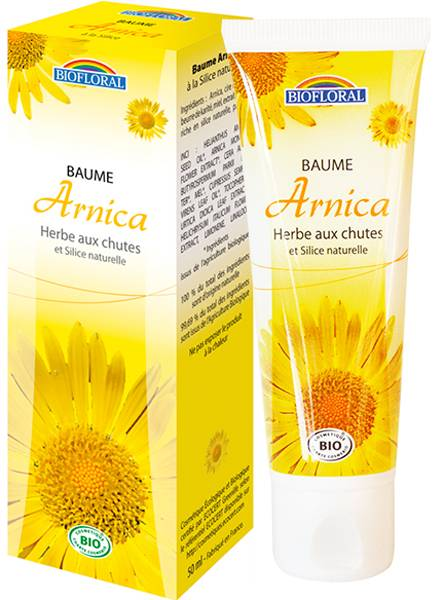 "Eyeslipsface ""Baume Arnica à la Silice - BIOFLORAL (105 30 052) 50"""