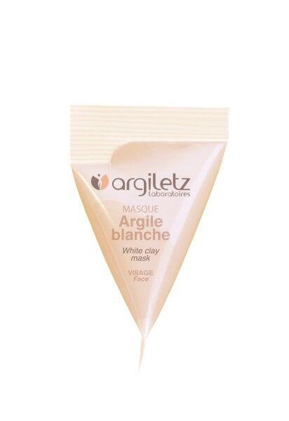"Eyeslipsface ""Masque berlingot argile blanche-15ml -ARGILETZ (01830067) 15"""