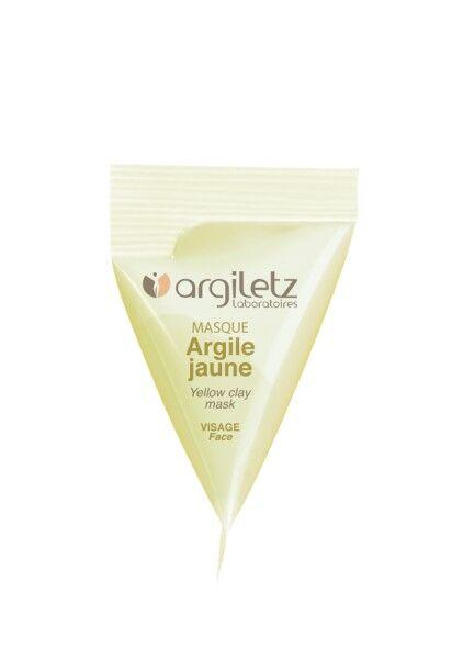 """Eyeslipsface """"Masque berlingot argile jaune-15ml -ARGILETZ (01830082) 15"""""""