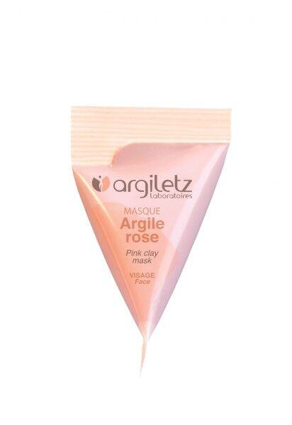 "Eyeslipsface ""Masque berlingot argile rose-15ml -ARGILETZ (01830072) 15"""