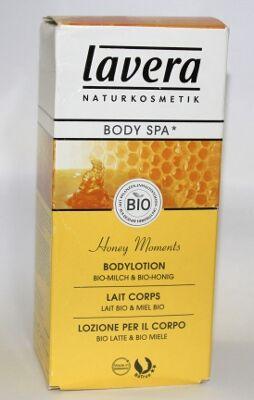 "Eyeslipsface ""Body Spa - Lait Corporel Honey moments - LAVERA (0000) 150"""