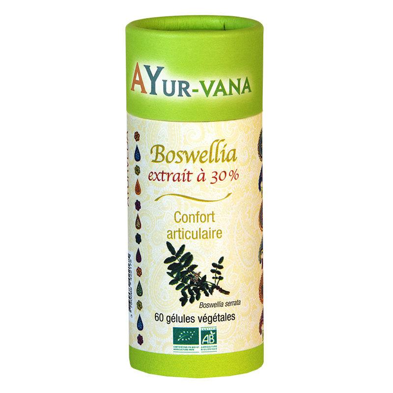 "Eyeslipsface ""Boswellia extrait à 30% d'acides Boswelliques BIO - AYUR VANA (11002013) 60"""