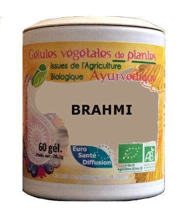"Eyeslipsface ""Brahmi - 250 mg - 60 gélules - ESD / PHYTOFRANCE (0000) 60"""