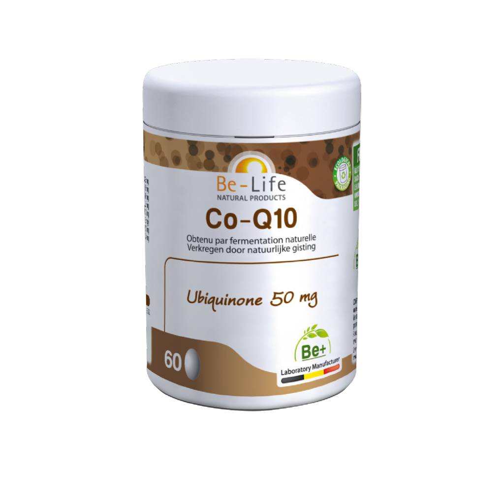 """Eyeslipsface """"Co-Q10 50 mg 60 capsules - BE-LIFE (27001011) 60"""""""