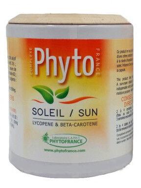 "Eyeslipsface ""Phyto Soleil - 50 comprimés - ESD / PHYTOFRANCE (0000) 50"""
