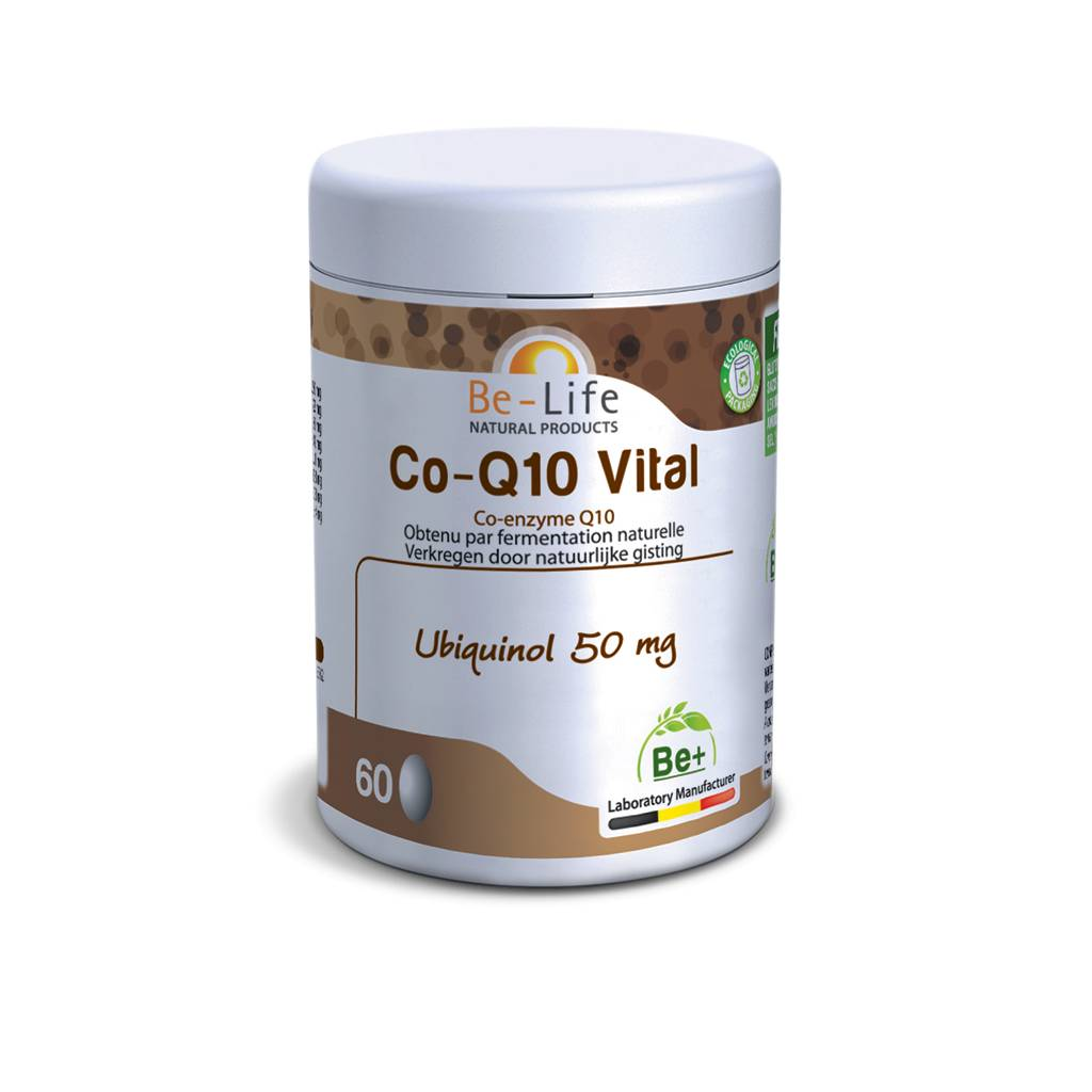 "Eyeslipsface ""Co-Q10 Vital 30 capsules- BE-LIFE (27001018) 30"""