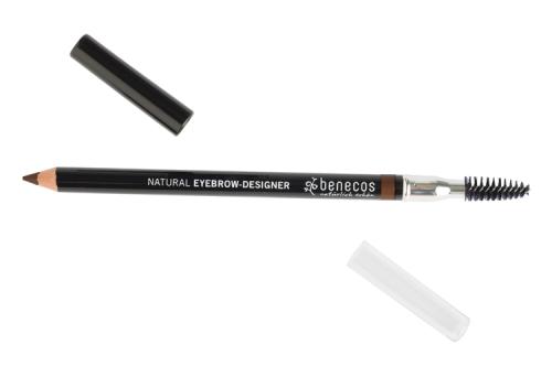 "Eyeslipsface ""Crayon à sourcils marron (brown) BIO- BENECOS (228 41 110) 1"""