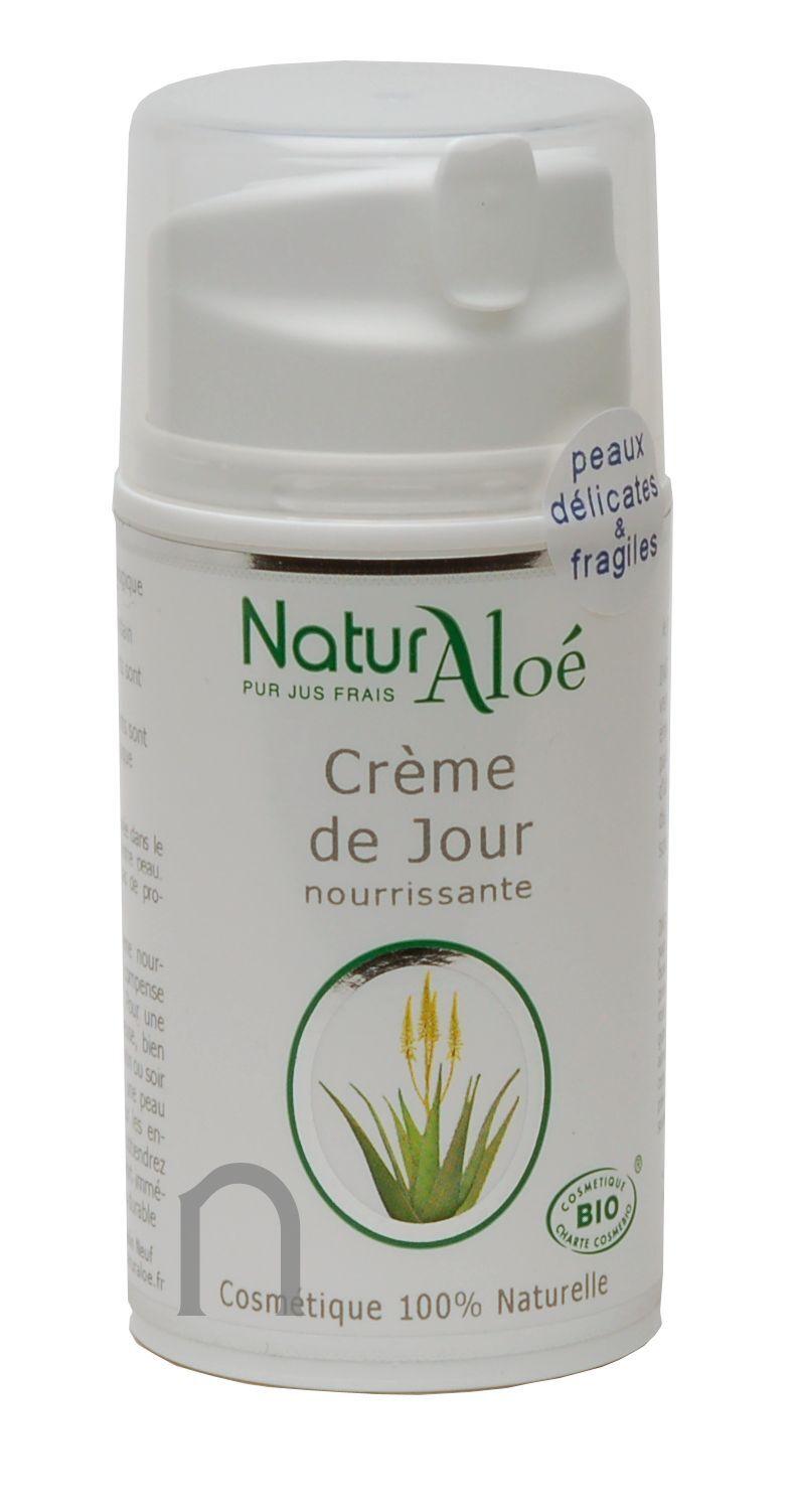 """Eyeslipsface """"Crème de jour nourrissante- 50 ml - NATURALOE (17.0569) 50"""""""