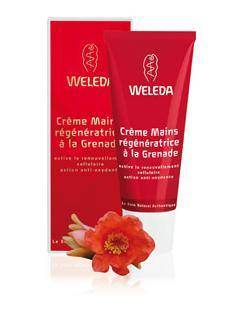 """Eyeslipsface """"Crème Mains régénératrice à la Grenade- 50 ml - WELEDA (6.0410) 50"""""""