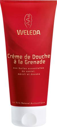"Eyeslipsface ""Crème de douche à la Grenade- 200 ml - WELEDA (6.3253) 200"""
