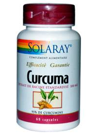 "Eyeslipsface ""Curcuma - SOLARAY (0000) 60"""