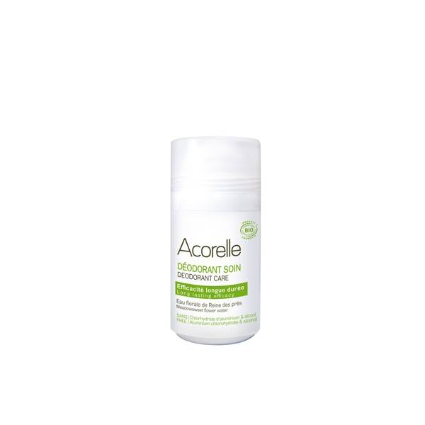 """Eyeslipsface """"Déodorant Soin - efficacité longue durée Bio-50ml - ACORELLE (00631282) 50"""""""