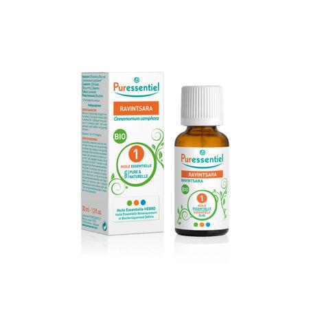 "Eyeslipsface ""Huile essentielle Ravintsara Bio - 5 ml - PURESSENTIEL (pure001) 5"""