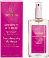 "Eyeslipsface ""Déodorant à la rose - 100ml - WELEDA (9.1681) 100"""