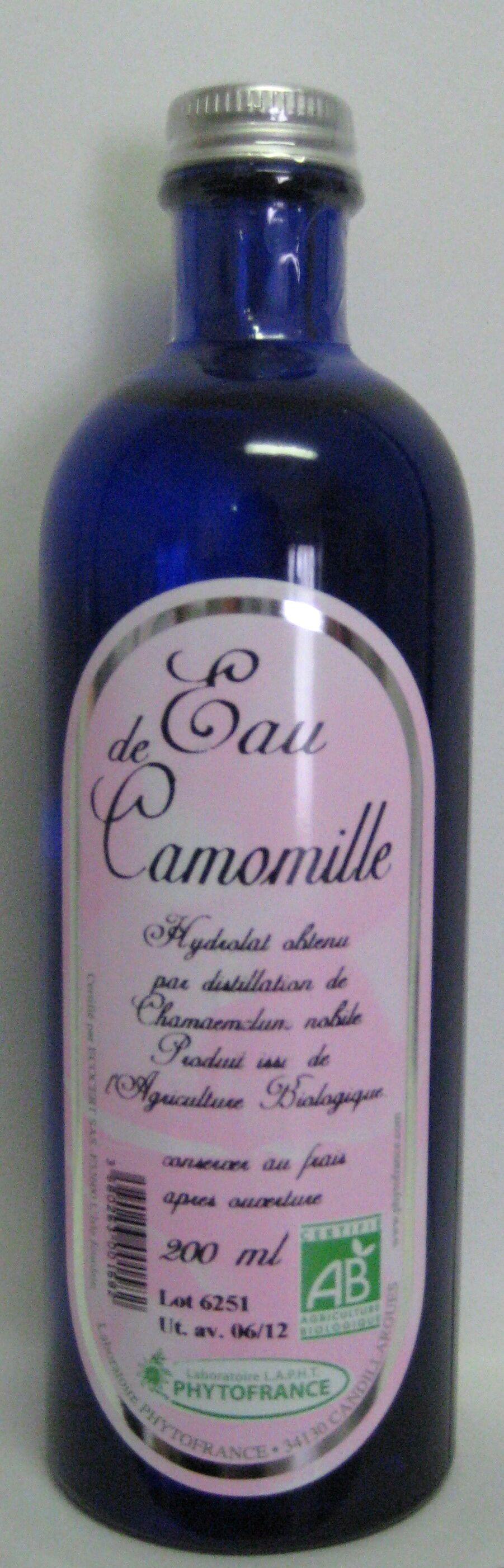 "Eyeslipsface ""Eau florale (hydrolat) de Camomille romaine - 200 ml - ESD / PHYTOFRANCE (4.6906) 200"""