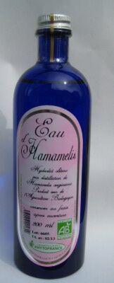 "Eyeslipsface ""Eau florale (hydrolat) d'Hamamélis BIO - 200 ml - ESD / PHYTOFRANCE (5.5434) 200"""