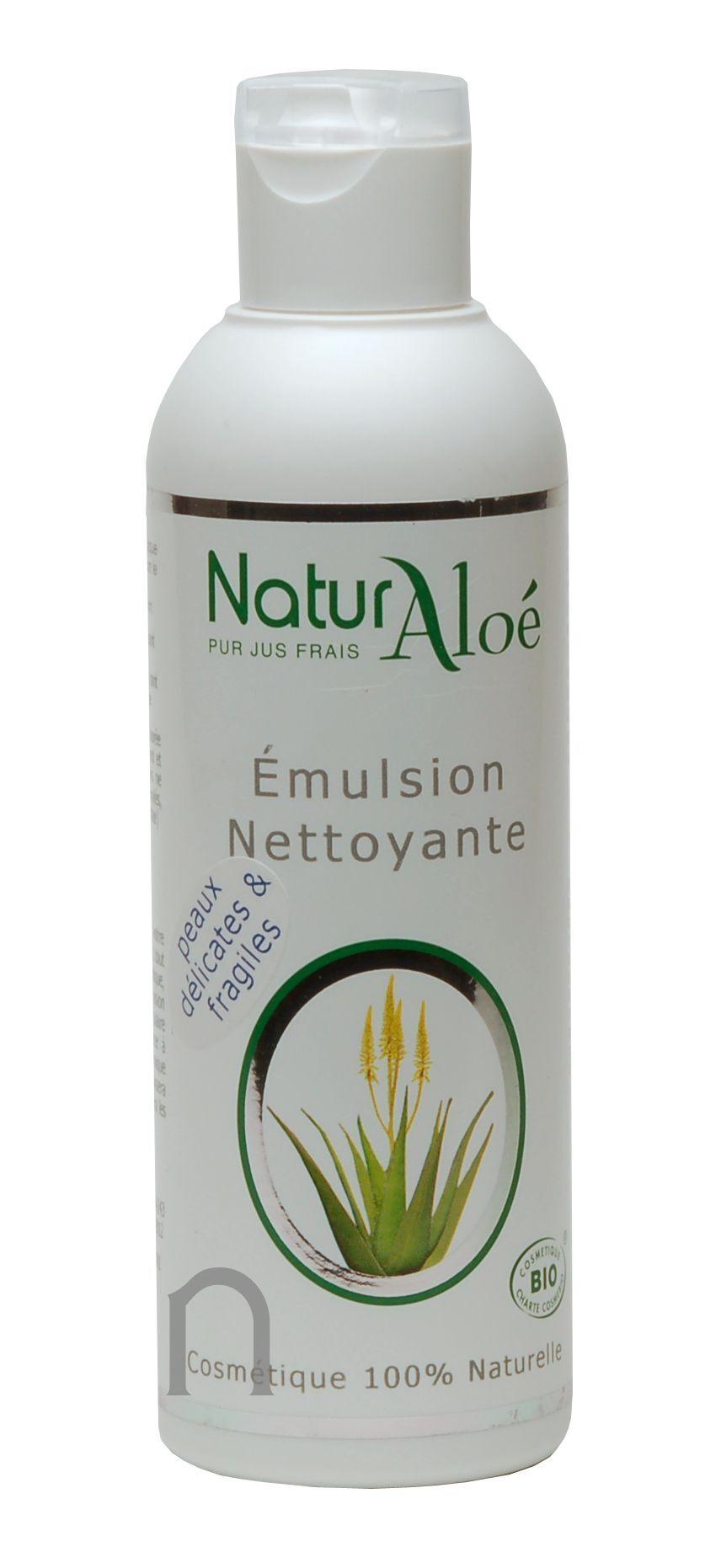 "Eyeslipsface ""Emulsion nettoyante Bio - NATURALOE (10.3051) 200"""
