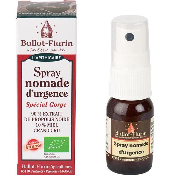 "Eyeslipsface ""Spray nomade d'urgence - 15 ml -BALLOT FLURIN (03115013) 15"""