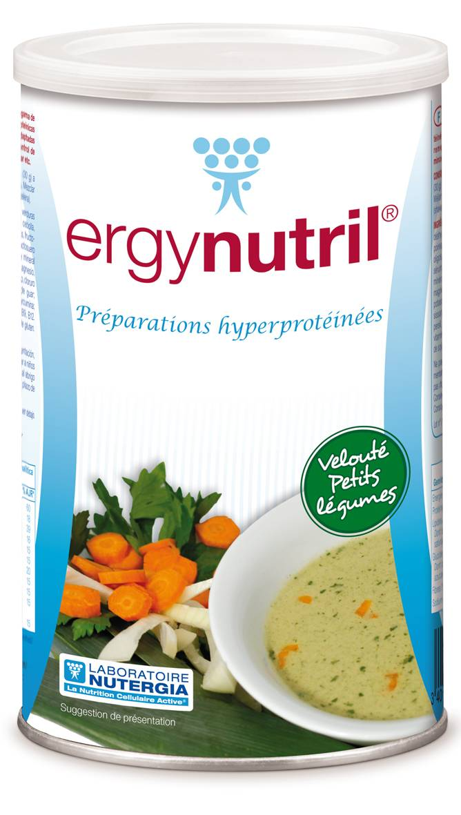 "Eyeslipsface ""Ergynutril Velouté Petits Légumes - NUTERGIA (16.0332) 300"""