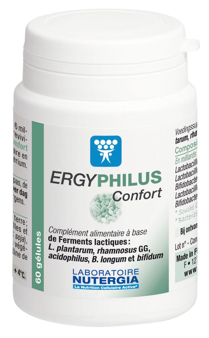 "Eyeslipsface ""Ergyphilus Confort - NUTERGIA (12.8910) 60"""
