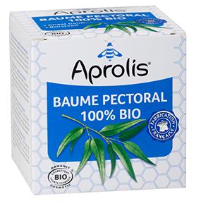 "Eyeslipsface ""Baume pectoral : propolis, huiles essentielles- 50ml - APROLIS (13730005) 50"""