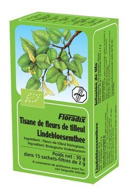"""Eyeslipsface """"Tisane Fleurs de Tilleul -15 sachets -SALUS (0000) 15"""""""