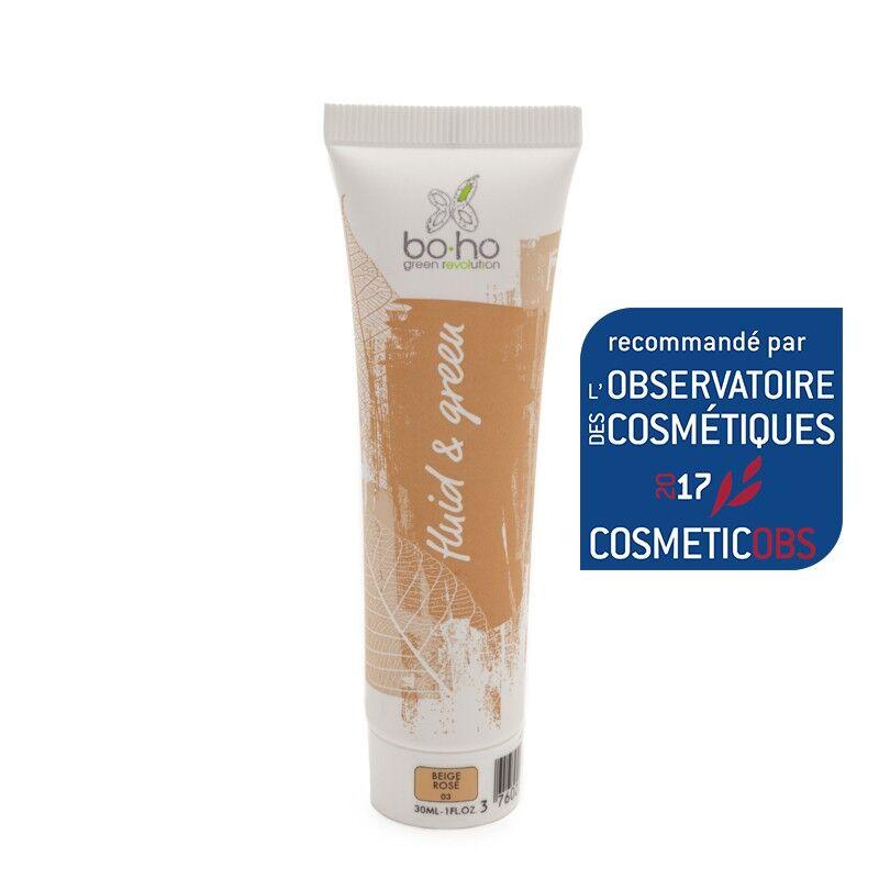 "Eyeslipsface ""Fond de teint liquide 03 Beige rosé Tube 30 ml - BOHO (32341303) 30"""