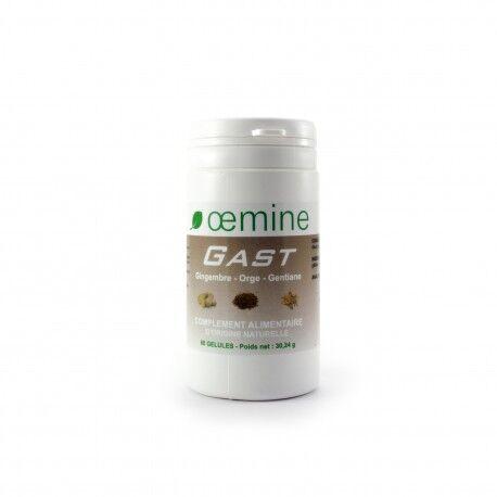"Eyeslipsface ""Oemine Gast - 60 gélules - PHYTOBIOLAB - OEMINE (12.4881) 60"""