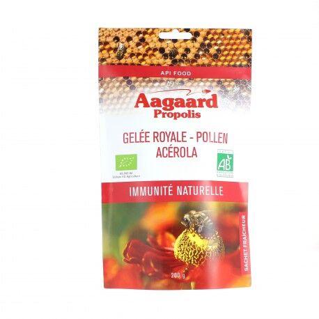 "Eyeslipsface ""Apifood : Gelée royale + Pollen + Acérole + Lucuma Bio - AAGAARD (02909202) 200"""