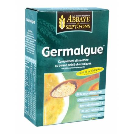 "Eyeslipsface ""Germalgue (Germe de Blé, Spiruline & Algues Marine) - ABBAYE DE 7 FONDS (04213009) 200"""
