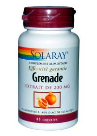 "Eyeslipsface ""Grenade 200 mg Standardisé - 60 mg - SOLARAY (0000) 60"""