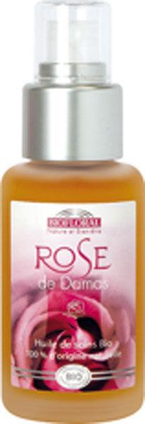"""Eyeslipsface """"Huile de Soins à la Rose de Damas - BIOFLORAL (105 31 210) 50"""""""