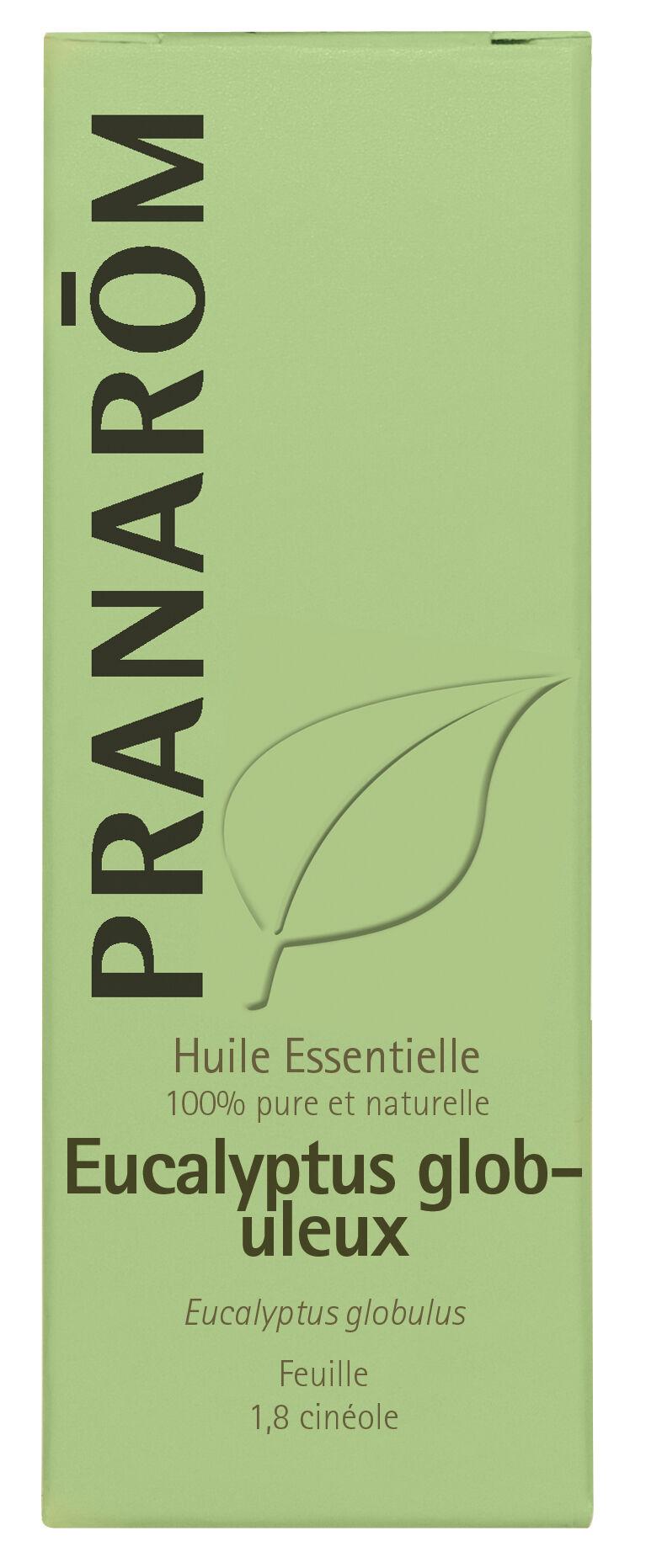 "Eyeslipsface ""Huile essentielle Eucalyptus globuleux 10 ml -PRANARÔM (0000) 10"""