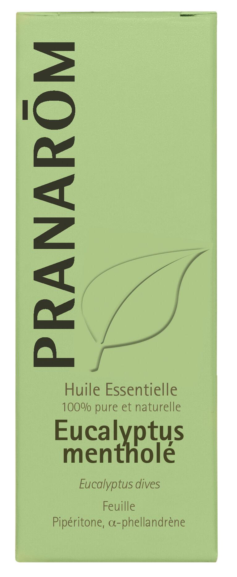 "Eyeslipsface ""Huile essentielle Eucalyptus mentholé 100ml -PRANARÔM (0000) 100"""