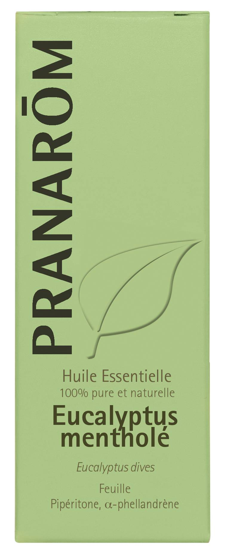 "Eyeslipsface ""Huile essentielle Eucalyptus mentholé 10ml -PRANARÔM (0000) 10"""