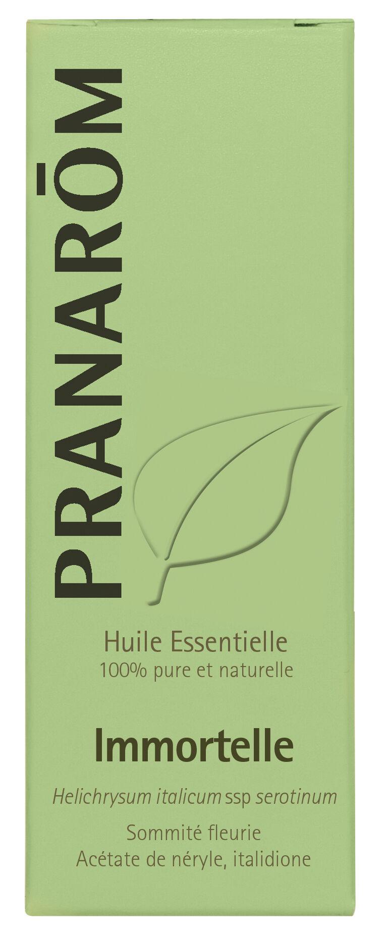 "Eyeslipsface ""Huile essentielle Immortelle (Hélichryse italienne) 10 ml -PRANARÔM (0000) 10"""