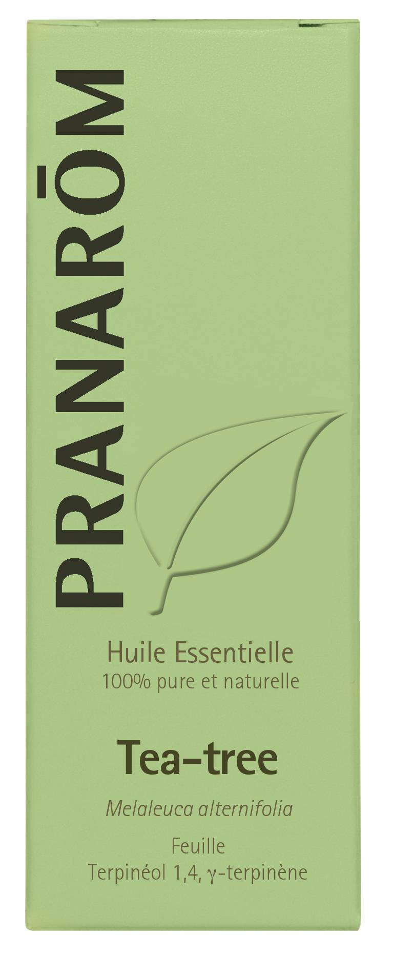"""Eyeslipsface """"Huile essentielle Tea-tree 100 ml -PRANARÔM (0000) 100"""""""