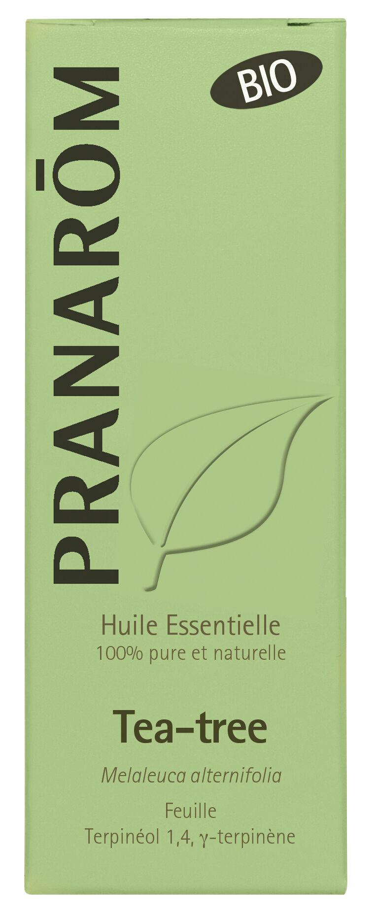 "Eyeslipsface ""Huile essentielle Tea-tree Bio 100 ml -PRANARÔM (0000) 100"""
