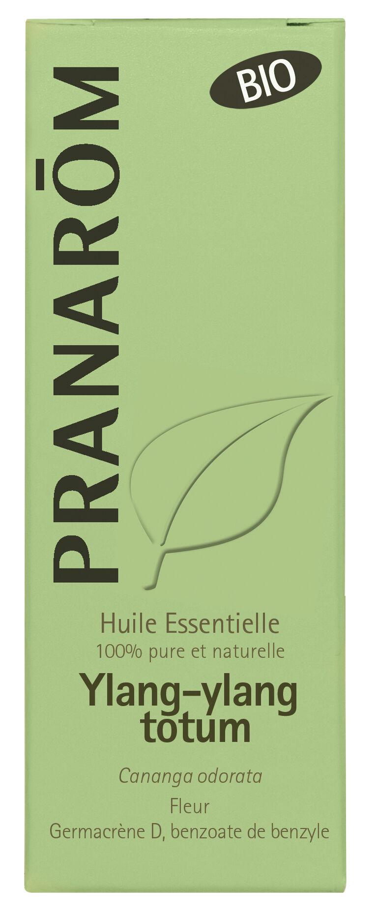 """Eyeslipsface """"Huile essentielle Ylang-ylang totum Bio 5ml -PRANARÔM (0000) 5"""""""