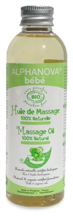 "Eyeslipsface ""Huile de massage Bio- 100ml - ALPHANOVA (17838014) 100"""