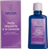 """Eyeslipsface """"Huile Relaxante à la Lavande - 100ml -WELEDA (11.0159) 100"""""""