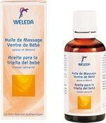"Eyeslipsface ""Huile de massage Ventre bébé - 50ml -WELEDA (7.0715) 50"""