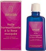 "Eyeslipsface ""Huile Harmonisante à la Rose musquée - 100 ml -WELEDA (12.0464) 100"""